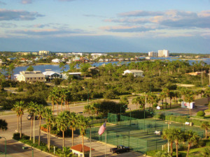 View from Gulf Coast Beach Getaways.