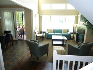 Interior view at Devils Head Resort & Convention Center.