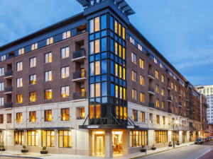 Exterior View of Andaz Savannah