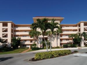 Condo exterior at Naples Florida Vacation Homes.