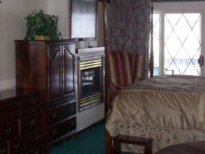 King Suite at Webb's Year-Round Resort