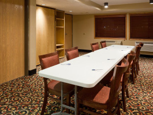 Conference room at AmericInn Lodge & Suites Two Harbors.