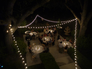Outdoor Special Occasions at Summerwood Winery & Inn
