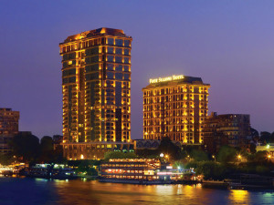 Exterior view of Four Seasons - Cairo at the First Residence.