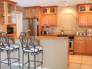 Kitchen at Port Royal Ocean Resort