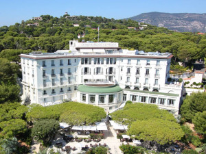 Exterior view of Grand Hotel du Cap-Ferrat.