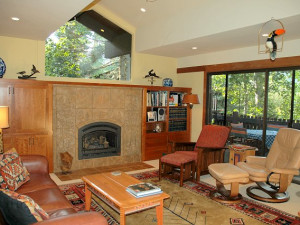 Rental Interior at Tahoe Tavern Properties