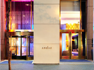 Exterior View of Andaz Wall Street
