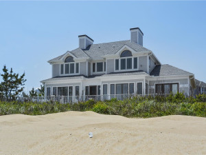 Rental exterior at Long & Foster Vacation Rentals -Bethany Beach.