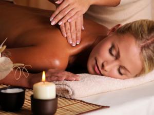 Spa massages at Gunflint Lodge.