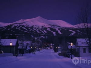Ski mountains at iTrip - Breckenridge.