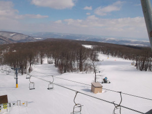 Skiing at Blue Knob All Seasons Resort.