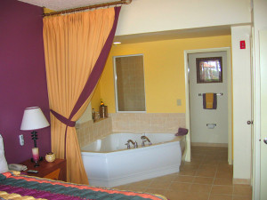King Jacuzzi Suite at Westgate.