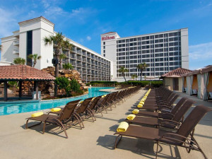 Welcome to the Hilton Galveston Island Resort