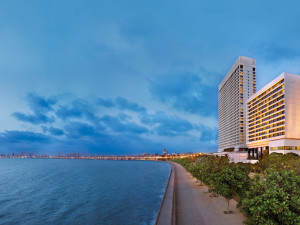 Exterior view of The Oberoi Mumbai.
