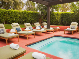The spa at The Westin Mission Hills Resort & Spa.