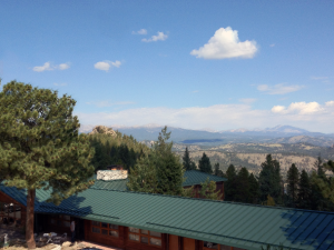View from Eldora Lodge.