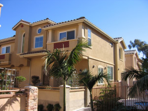 Exterior view of A Carlsbad Vacation Rental.