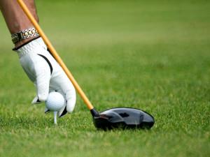 Golf course near Sophie Station Suites.