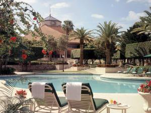 Outdoor pool at Doral Golf Resort & Spa.