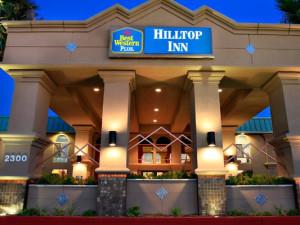 Exterior View of Best Western Plus Hilltop Inn