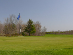 The Orchards Golf Course near Homestead Suites.