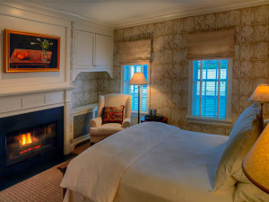 Room Interior at The Inn at Stonington