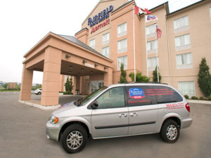 Welcome to the Fairfield Inn & Suites Toronto Brampton