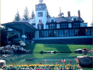 Exterior View of The Lodge Resort and Spa