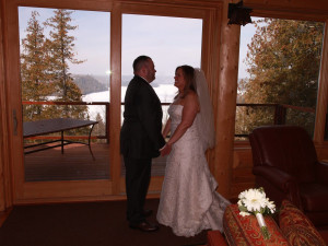 Wedding at Solbakken Resort.