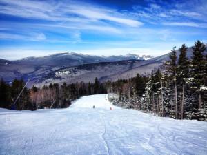 Skiing near Franconia Notch Vacations Rental & Realty.