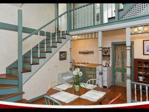 Guest suite at Cornerstone Suites.