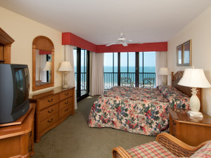 Guest Room at Pointe Estero Beach Resort