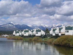 Exterior view of Wyndham Pagosa.