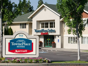 Exterior View of TownePlace Suites Bend
