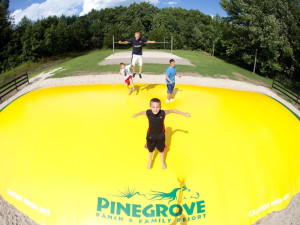Outdoor Activities at Pinegrove Ranch