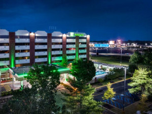 Exterior View of Holiday Inn Bensalem - Philadelphia Area