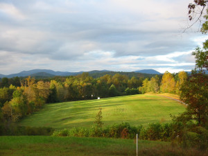 Beautiful views at Dahlonega Spa Resort.