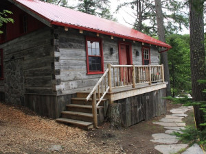 Cabin at Bartlett Lodge