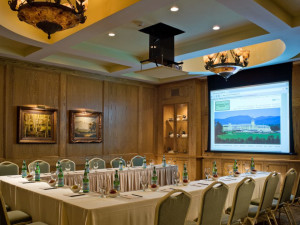 Meeting room at Mountain View Grand Resort.