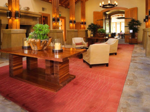 Lobby Area at CordeValle