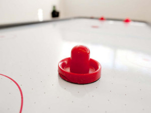 Air Hockey at Inn at Darden