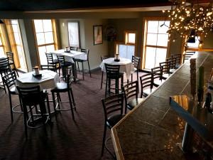 Meeting room at Eagle Ridge at Lutsen Mountains.