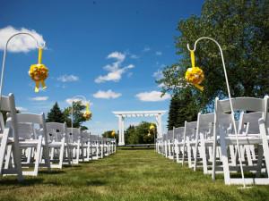 Wedding Ceremony at McGuire's Resort