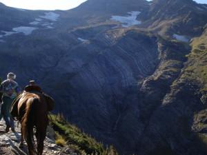 Horseback riding near Dancing Bears Inn.