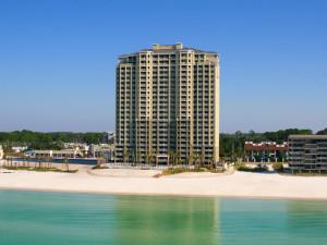 Exterior view of Grand Panama Beach Resort.