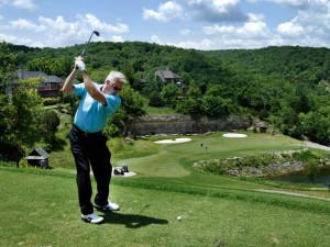 Golf course at Stonebridge Resort.