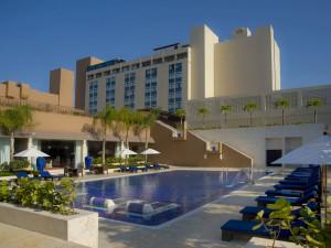 Hotel View at Barceló Santo Domingo