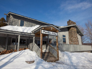 Exterior View of The Highline Lodge