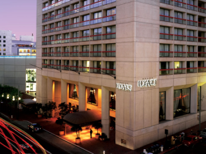 Exterior view of Grand Hyatt San Francisco.